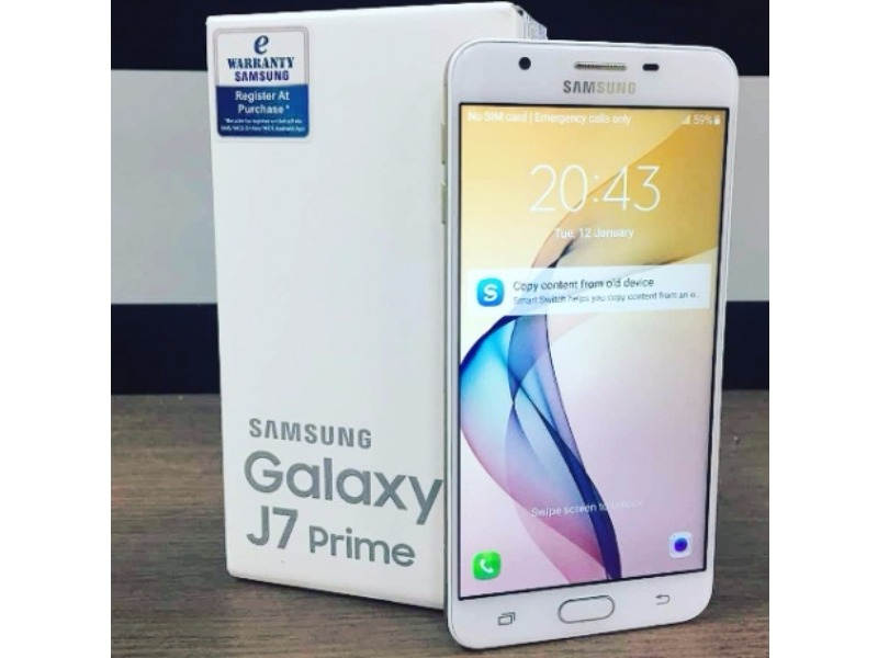 Samsung J7 Prime 32GB DUOS GOLD