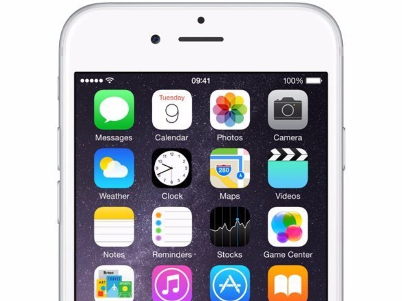 Iphone 6 64GB SILVER usado